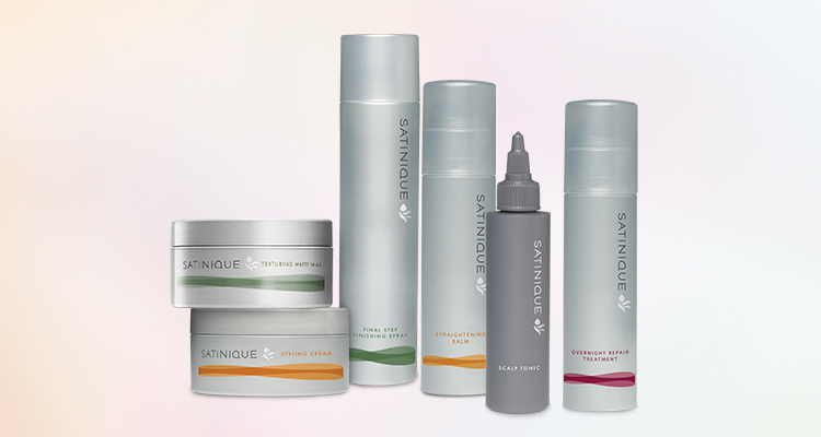 SATINIQUE Lasting Hairstyles Haircare